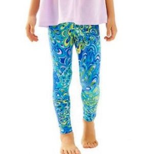 Lilly Pulitzer Lilly's Lagoon Lagoon - Girls XL